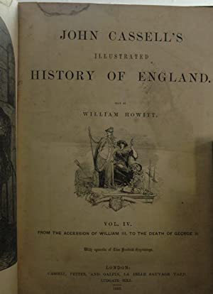 John Cassell's Illustrated History Of England: Four: Smith, J. F.;