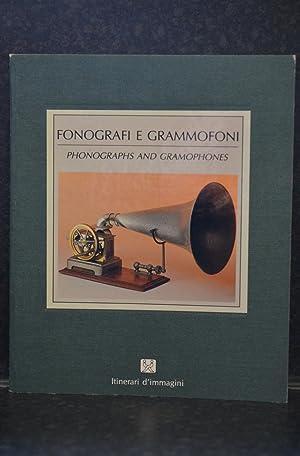 Fonografi E Grammofoni / Phonographs and Gramophones: Contini, Marco