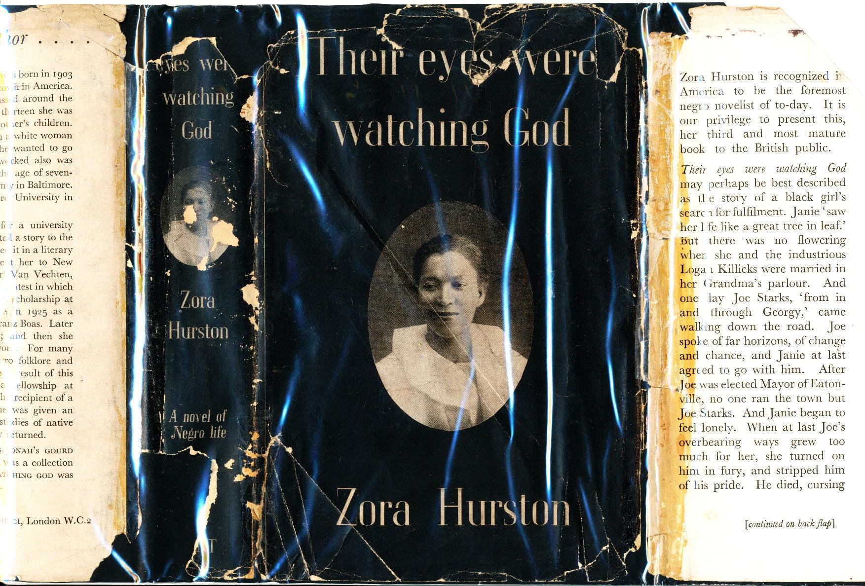 the discrimination of blacks by whites in the novel their eyes were watching god by zora neale hurst Cronin, gloria l critical essays on zora neale hurston new york: hall [ua, 1998 print lester, neal a understanding zora neale hurston's their eyes were watching god: a student casebook to issues, sources, and historical documents greenwood publishing group, 1999 public reaction to their eyes were watching god perf alice walker.