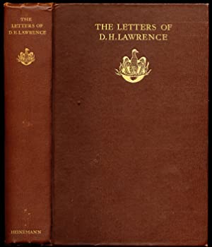 The Letters of D H Lawrence