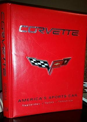 Corvette: America's Sports Car Yesterday, Today, Tomorrow: Burton, Jerry