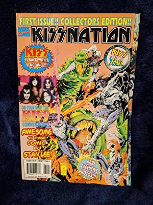 Kiss Nation: Special Collectors' Edition. Volume 1, Number 1