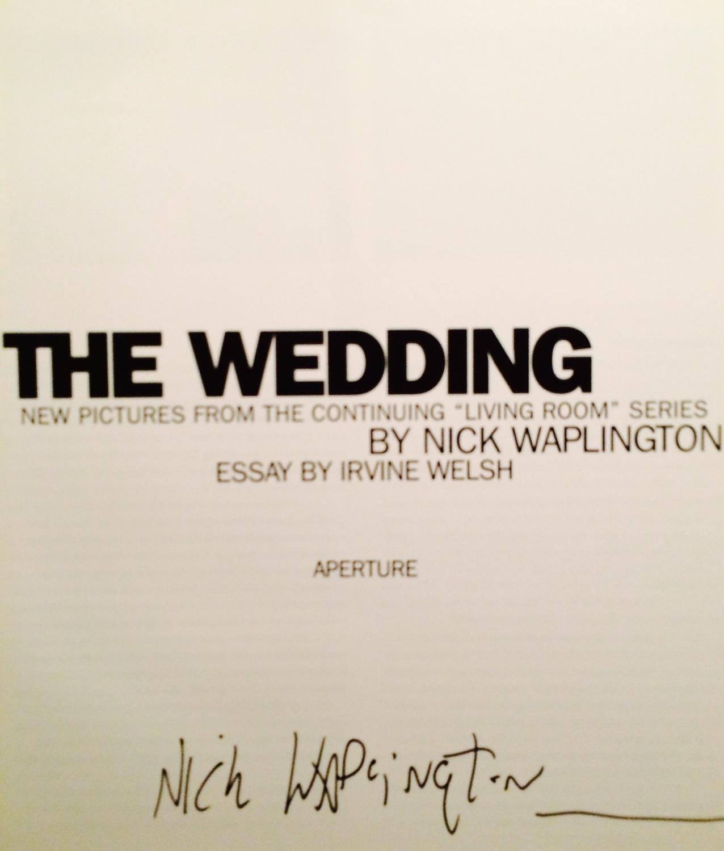 Living Room by Nick Waplington, First Edition - AbeBooks