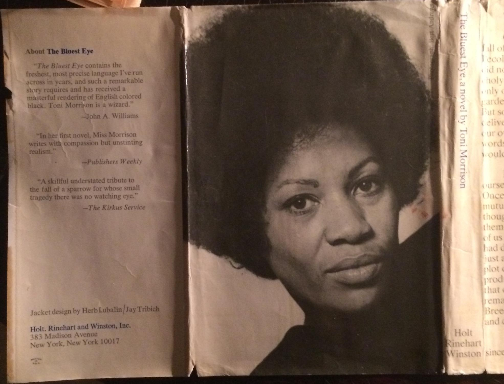 the burden of the black women in the bluest eye a novel by toni morrison The literary piece the bluest eye, written by toni morrison and published in circa 1970, has centered on the story of an eleven-year-old female approach to the novel the novel, during the time of its publication, has taken a different course from the usual ones taken by the black women writers.