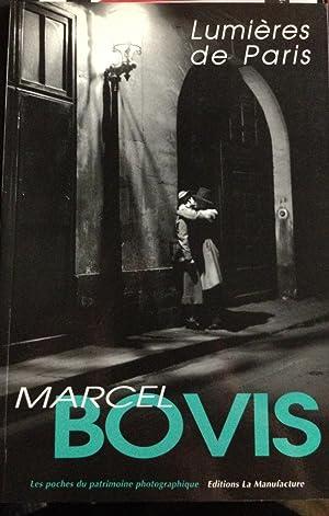 MARCEL BOVIS. Promenades parisienne: Gabriel Bauret