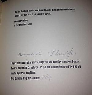 Im Stande Der Unschuld Aus einer Streitschrift ( Signed limited edition): Christian Ludwig Liscov, ...