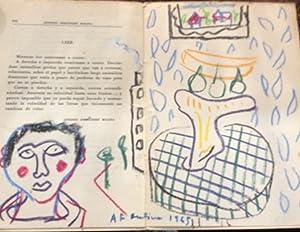 Arando en la madera: Fernández Molina, Antonio (Signed)