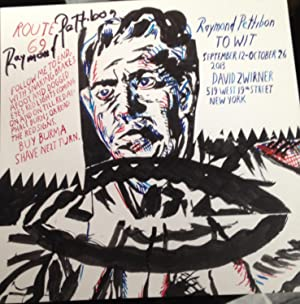 Raymond Pettibon (Signed): Storr, Robert. Dennis Cooper. Ulrich Loock and Raymond Pettibon