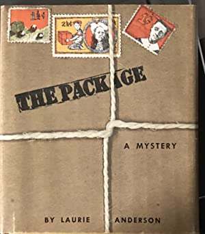 The Package. A Mystery ( SIGNED): Anderson, Laurie