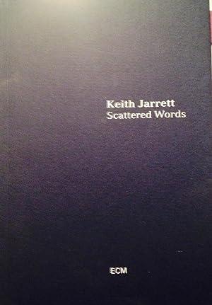 SCATTERED WORDS: Keith Jarrett