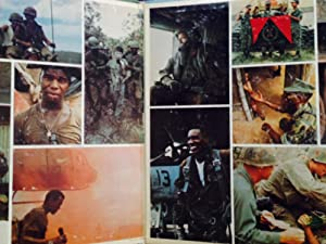 Guess Who's Coming Home. Black Fighting Men Recorded Live in Vietnam (Vinyl record) B 454 L -...
