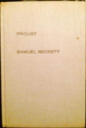 Proust: Samuel Beckett