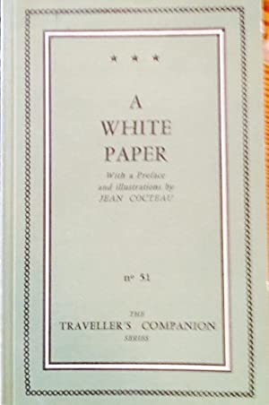 A White Paper: Jean Cocteau