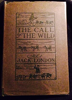 The Call of The Wild (Typed note signed by Jack London laid in): Jack London