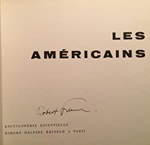 Les Americains (The Americans, Signed): Frank, Robert.