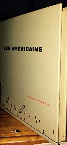 Les Americains (The Americans. Signed): Robert Frank