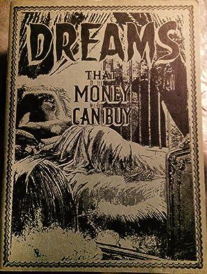 Dreams that Money Can Buy: DUCHAMP, Marcel; Max Ernst; Hans Richter