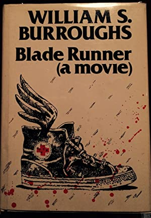 Blade Runner (a movie) (Signed): Burroughs, William S.