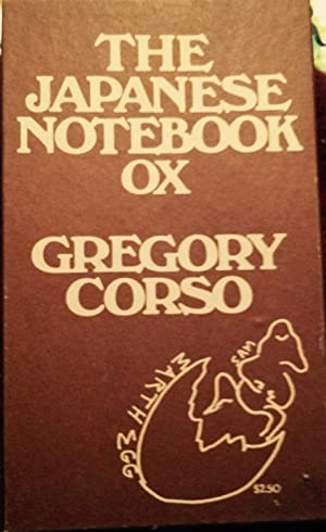 THE JAPANESE NOTEBOOK OX In: Unmuzzled Ox, Nos. 8/9, Vol. w, No. 4/Vol. 3, No. 1 Vol. 3, ...