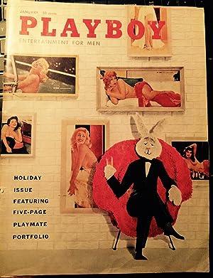 Playboy Magazine: January 1958: Playboy Magazine; Kerouac, Jack