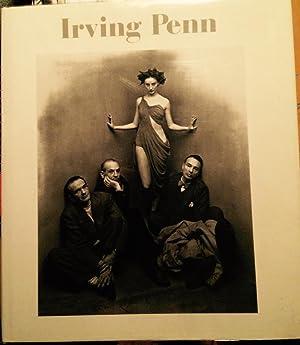 Irving Penn (Signed): Irving Penn. Szarkowski, John