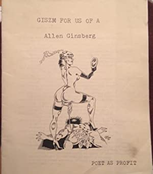 GISZM FOR US OF A POET FOR PROFIT : Allen Ginsberg: Androla, Ron