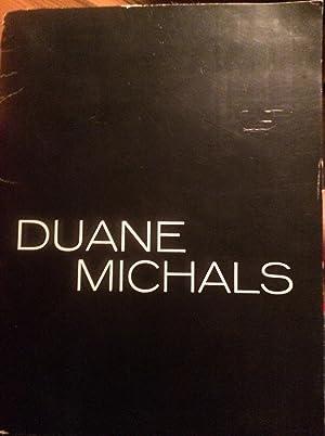 Duane Michals: Exhibition of Photo-Portraits & Street Scenes Sequences: Duane Michals