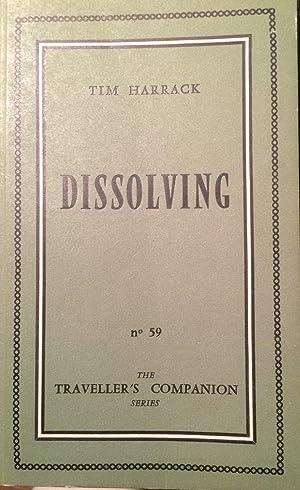 Dissolving: Harrack, Tim
