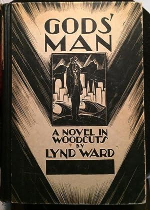 God's Man: A Novel in Woodcuts: Ward, Lynd