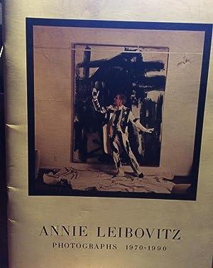 photographs annie leibovitz 1970-1990 pdf