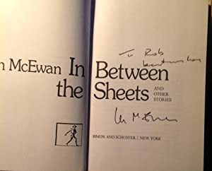 In Between The Sheets (Signed): Ian McEwan