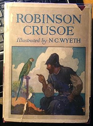 Robinson Crusoe: Defoe, Daniel; Wyeth,