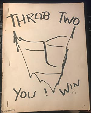 Throb, Issue Two: NETTELBECK, F.A. (Editor);