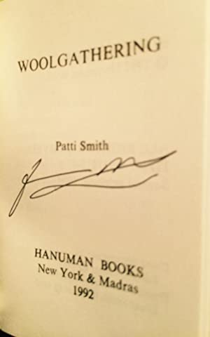 Woolgathering (Signed): Smith, Patti