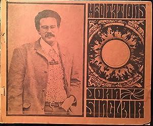 SINCLAIR, JOHN - Meditations: A Suite for John Coltrane: SINCLAIR, JOHN