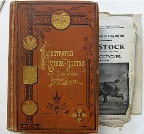 Illustrated Stock Doctor and Live-Stock Encyclopaedia; Plus: Manning, J Russell