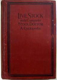 Live Stock Cyclopedia For Farmer & Stock Owner