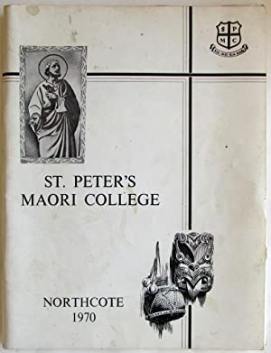 The Chronicle of St Peter s Maori College: Marist Brothers