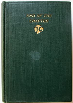 End of the Chapter; Trilogy of Maid: Galsworthy, John