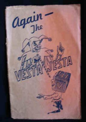 Again - The Vesta Jesta