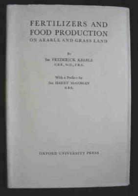 Fertilizers and Food Production on Arable and Grass Land