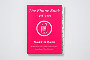 The Phone Book: 1998-2002. Pink Cover. (rare signed copy)