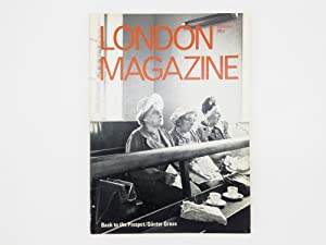 London Magazine October 1978 Volume 18 Number 7 (signed by Martin Parr)