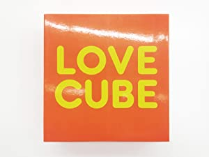 Love Cube (rare signed copy)