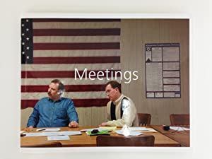 Meetings - Rare Signed Copy