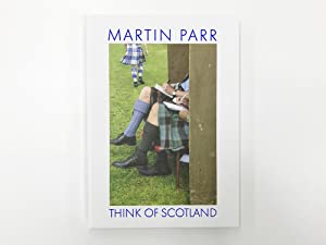 Think of Scotland (rare SIGNED copy)