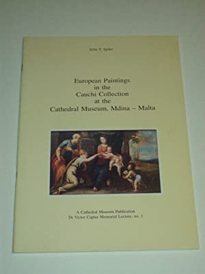 European Paintings in the Cauchi Collection at the Cathedral Museum, Mdina - Malta (A Cathedral ...
