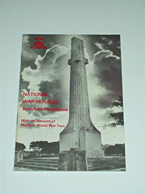 National War Museum - Souvenir Handbook: With