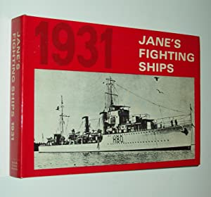 Jane's Fighting Ships 1931: Ed: Francis E.
