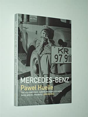 Mercedes-Benz from Letters to Hrabal: Pawel Huelle: trans.